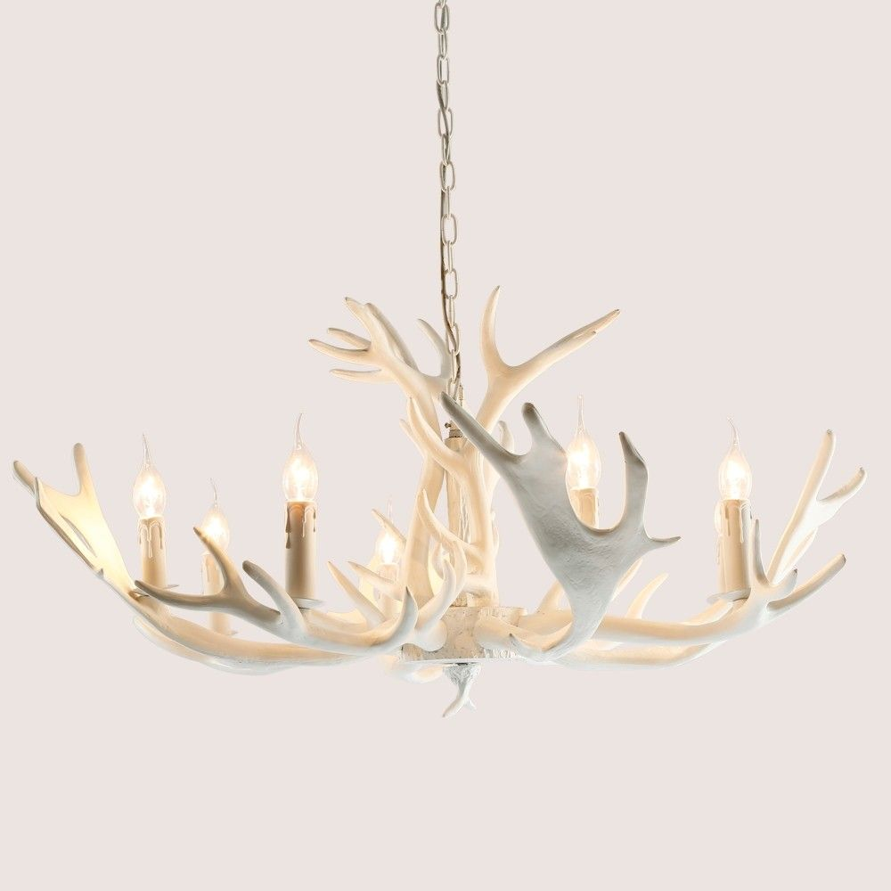 This faux antler chandelier will bring elegance and natural this faux antler chandelier will bring elegance and natural character to your home mozeypictures Image collections