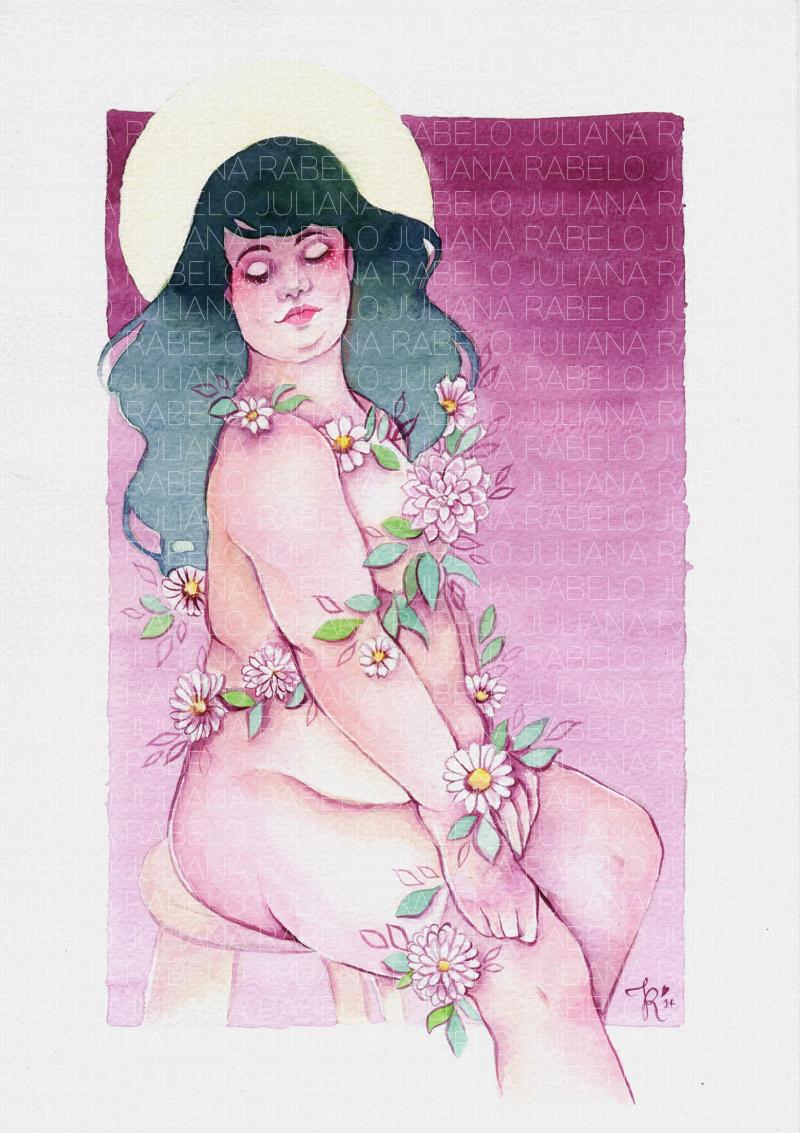 juliana rabelo | illustration: Ilustrasunday #39