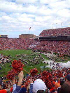 My Auburn Football Prayer