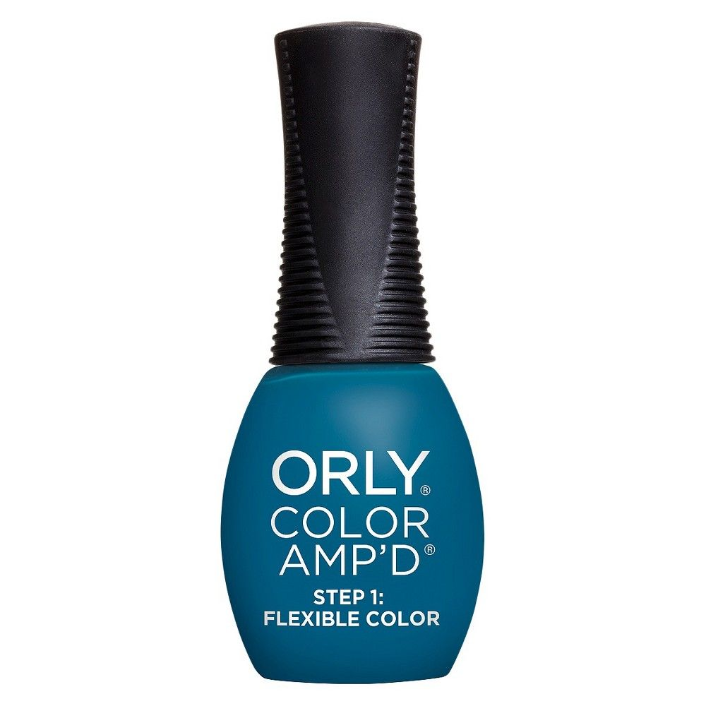 Orly Color Amp'd Nail Color .37floz Rooftop Lounge