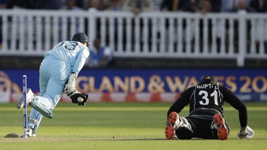 Jofra Archer, and England, held their nerve in the World