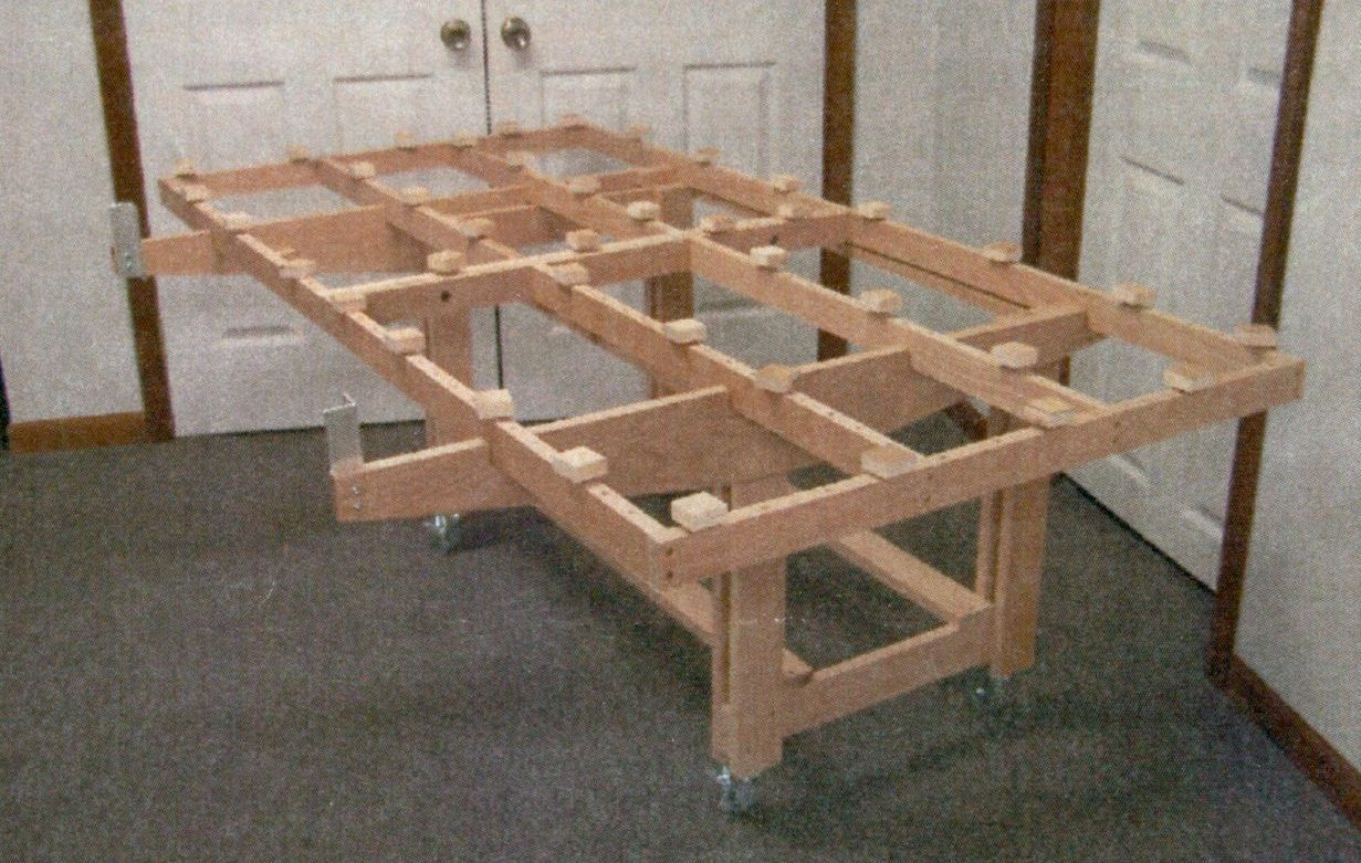 Panel Cutting Table Jpg Tools Pinterest Woodworking Tables And Ideas