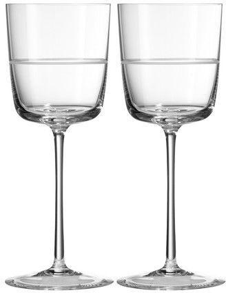 Bande Wine Glasses Set of 2