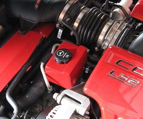 C5 Corvette Painted Power Steering Cover Corvette Painting Perfect Body