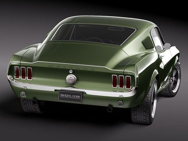 Ford Mustang 1967 Bullit Mustang Bullitt Ford Mustang 1967