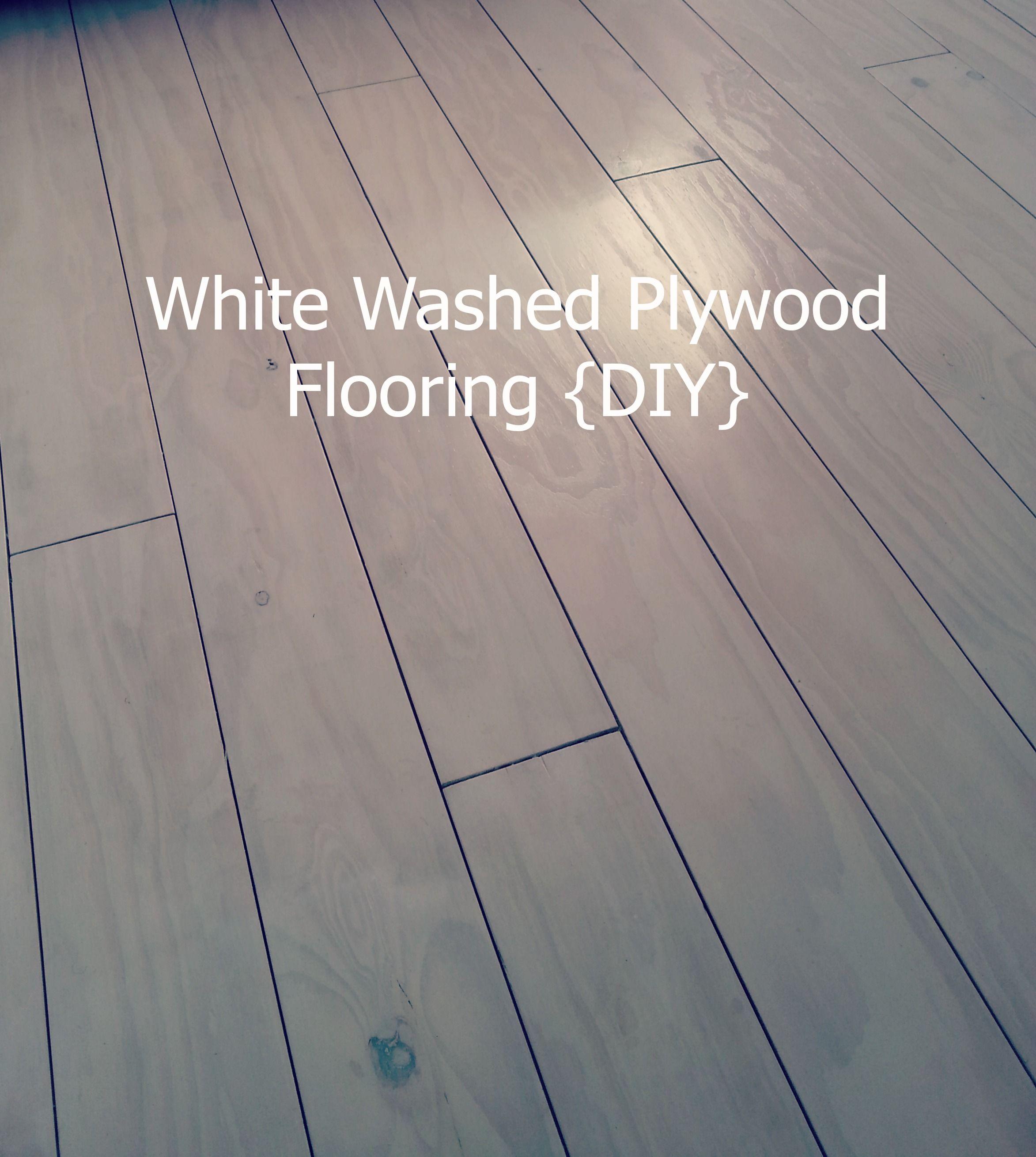 White Washed Plywood Flooring Diy Plywood Flooring Diy Plywood Flooring Diy Flooring