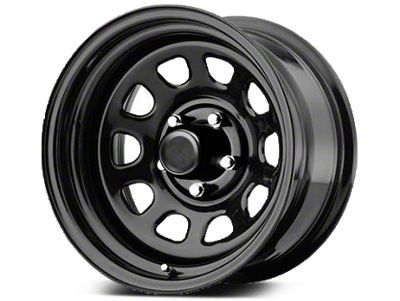 Pro Comp Wrangler Steel Series 51 District Gloss Black Wheel 17x9 51 7973 07 17 Wrangler Jk Free Shipping Rines Llantas
