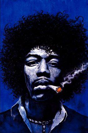 Jimmy Hendrix 2