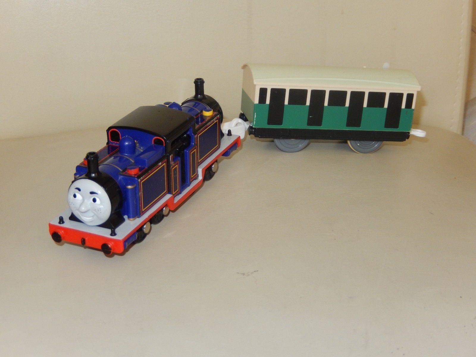 Thomas the tank engine wallpaper border - Tomy Trackmaster Thomas The Tank Engine Battery Train Mighty Mac