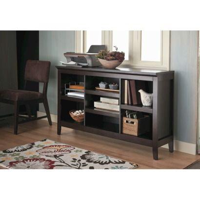 Threshold Carson Horizontal Bookcase Target 139 99 32 0h X 54 0 W 13 6