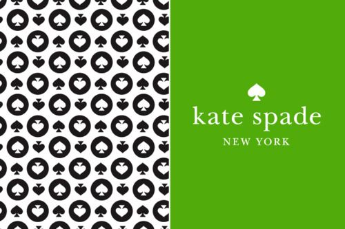 Pin By The Chic Of It Com On Courtney Kate Spade Logo Kate Spade Kate Spade Style