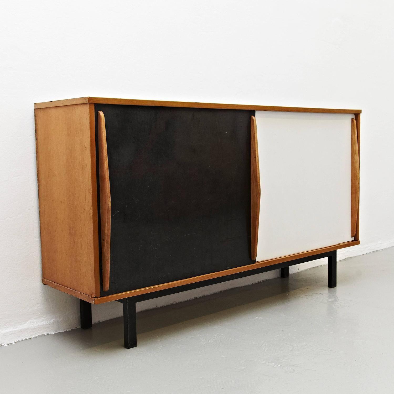 Charlotte Perriand Cansado Sideboard, Circa 1950 3
