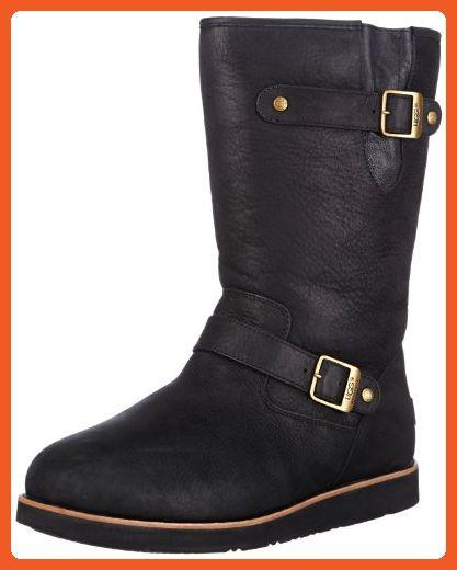 8d52e3374a9 UGG Australia Womens Kensington II Boot Black Size 5 - Boots for ...