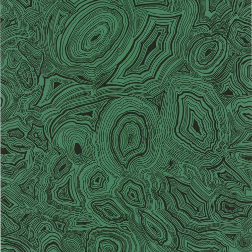 Cole & Son MALACHITE GREEN Wallpaper