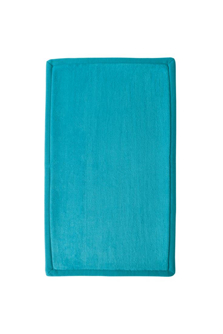 tapis de bain turquoise tapis de bain