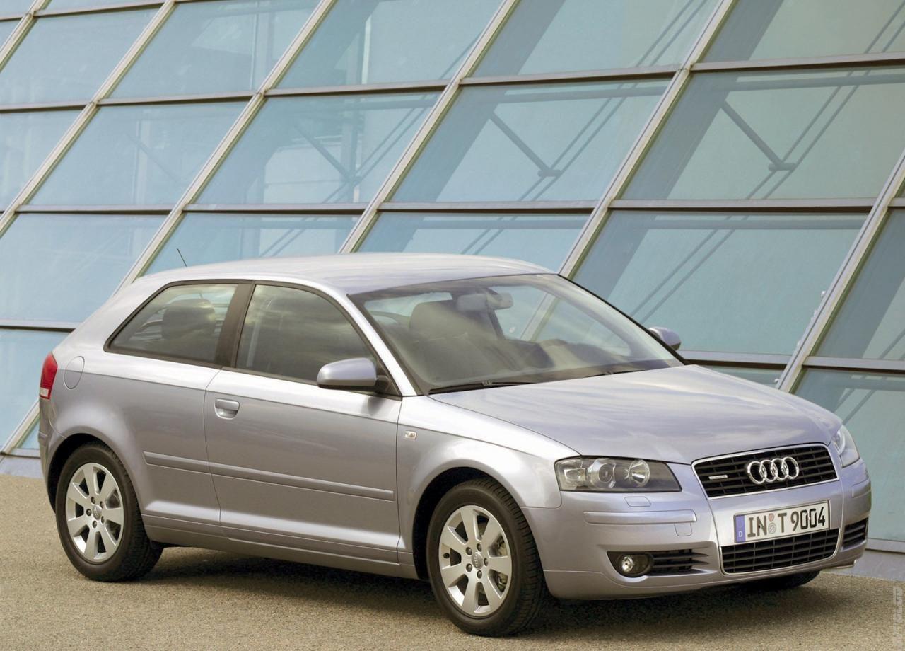 2004 Audi A3 3 door