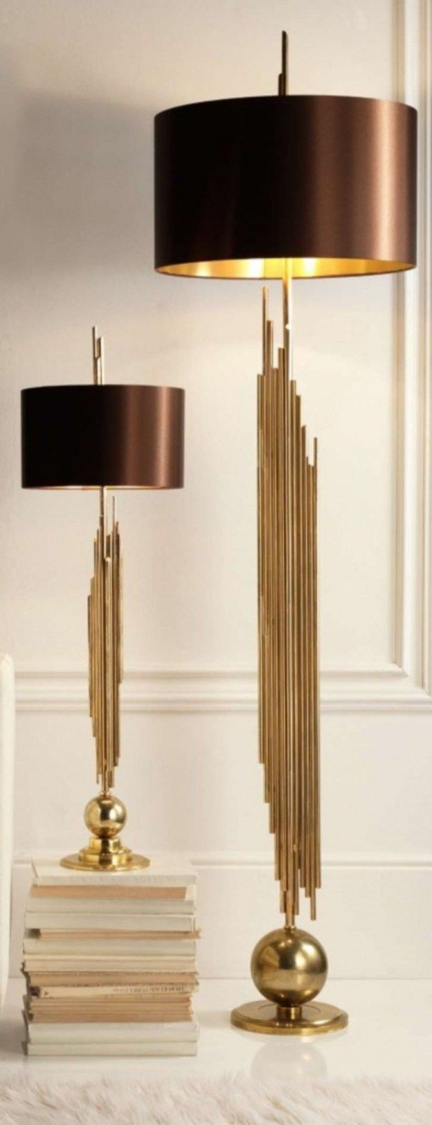 Modern floor lamp designs to makes your home get luxury (7