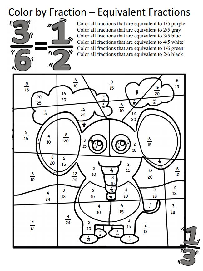 Mrs White S 6th Grade Math Blog Homework 1 23 2014 Fractions Worksheets Fractions Math Blog