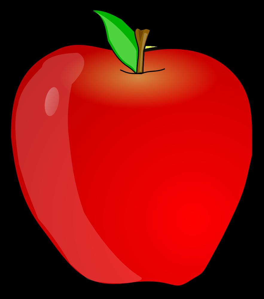 Another Apple Apple Illustration Apple Clip Art Apple Picture