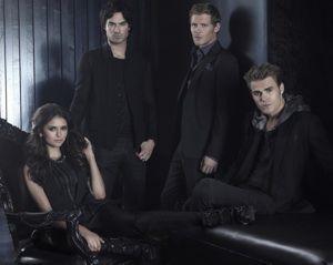 Vampire Diaries Comic Con Elena S Transition The Original