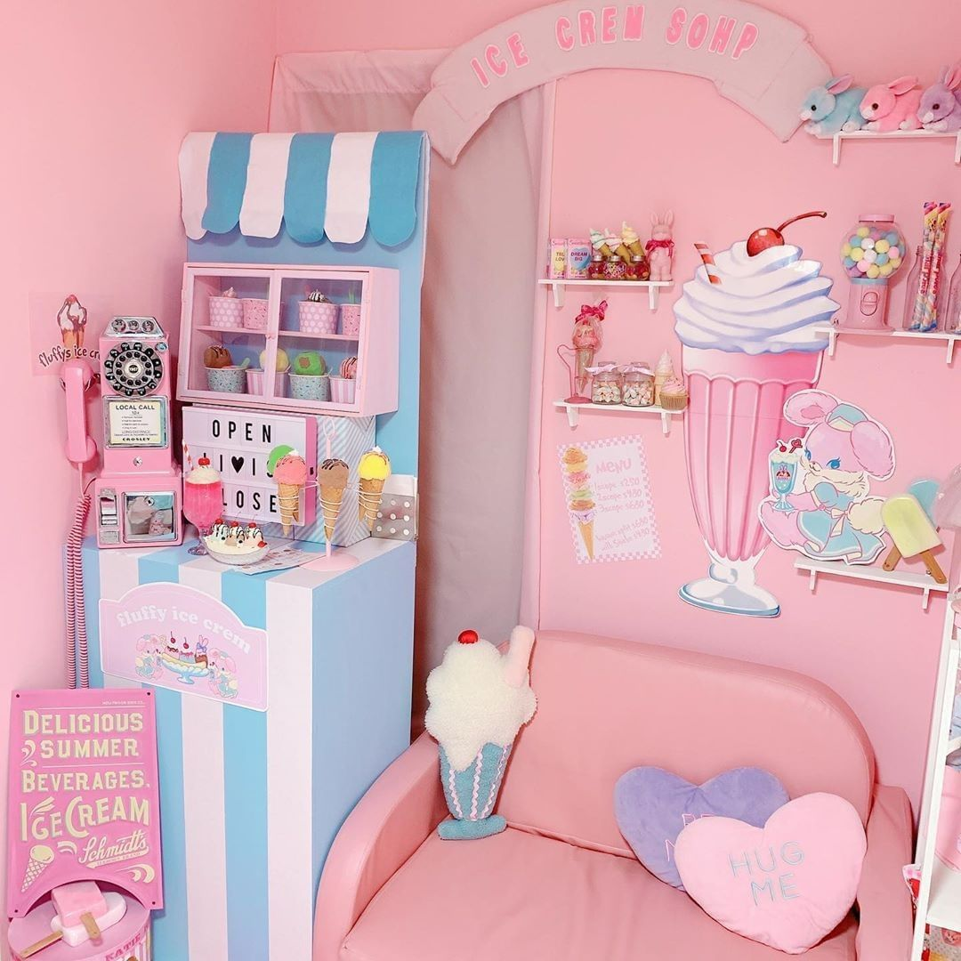 Pin by Kylie Rose on Vintage in 2020 Pastel theme, Diner