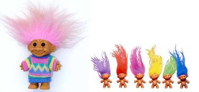 90s Troll Dolls 90s troll doll