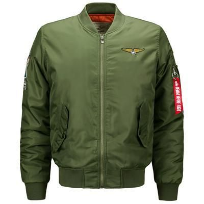 7ec19ff5b ASST-Series Wing Bomber | Products | Military bomber jacket, Bomber ...