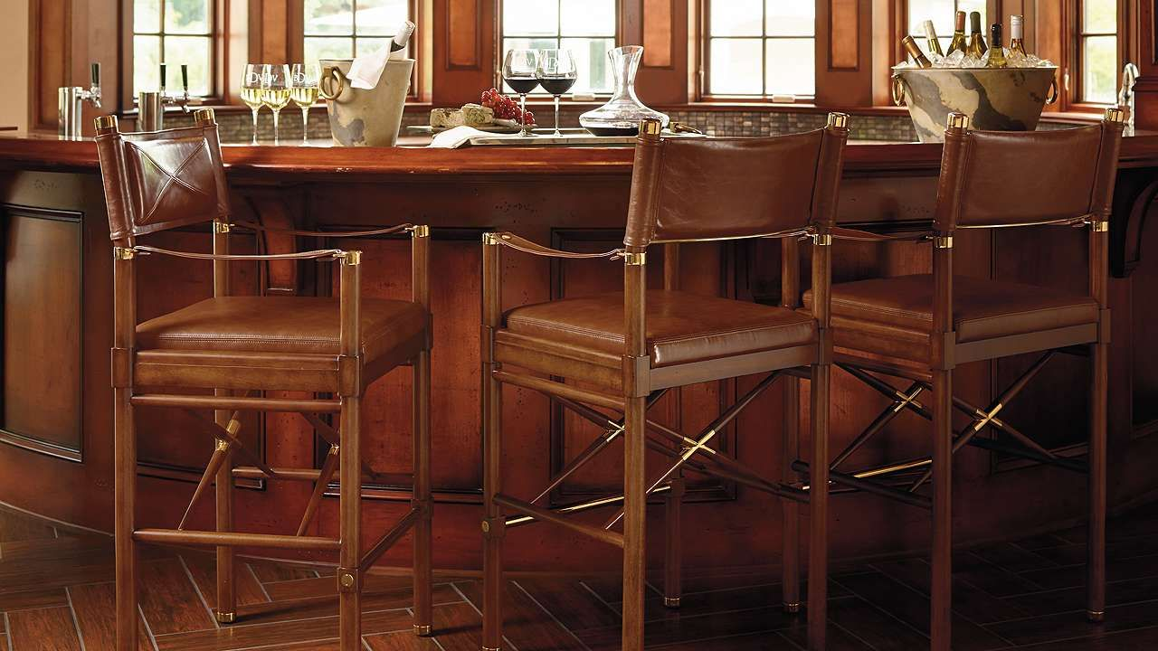 Borneo Bar and Counter Stools | Bar stool, Stools and Counter ...