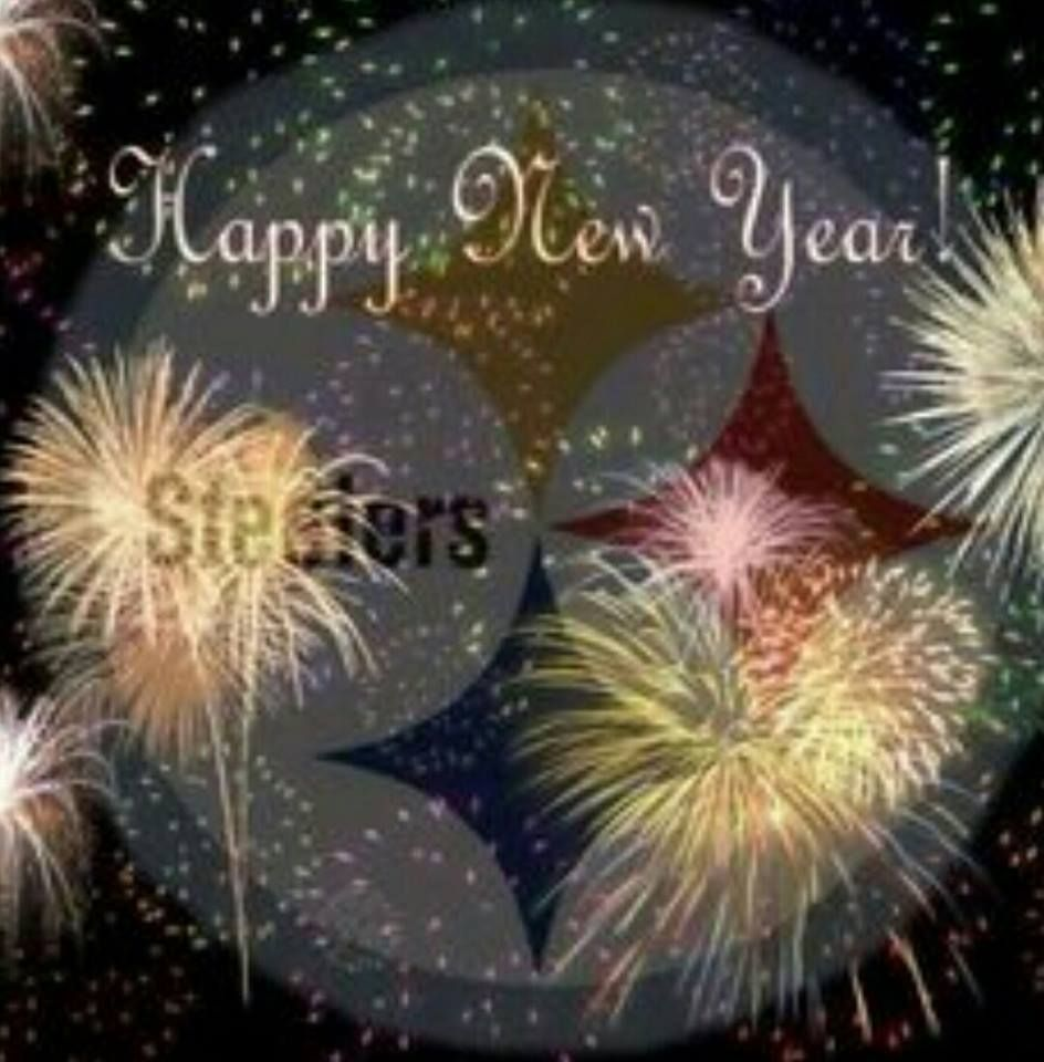 Pin by Chris Brown on happy new year Pittsburgh steelers