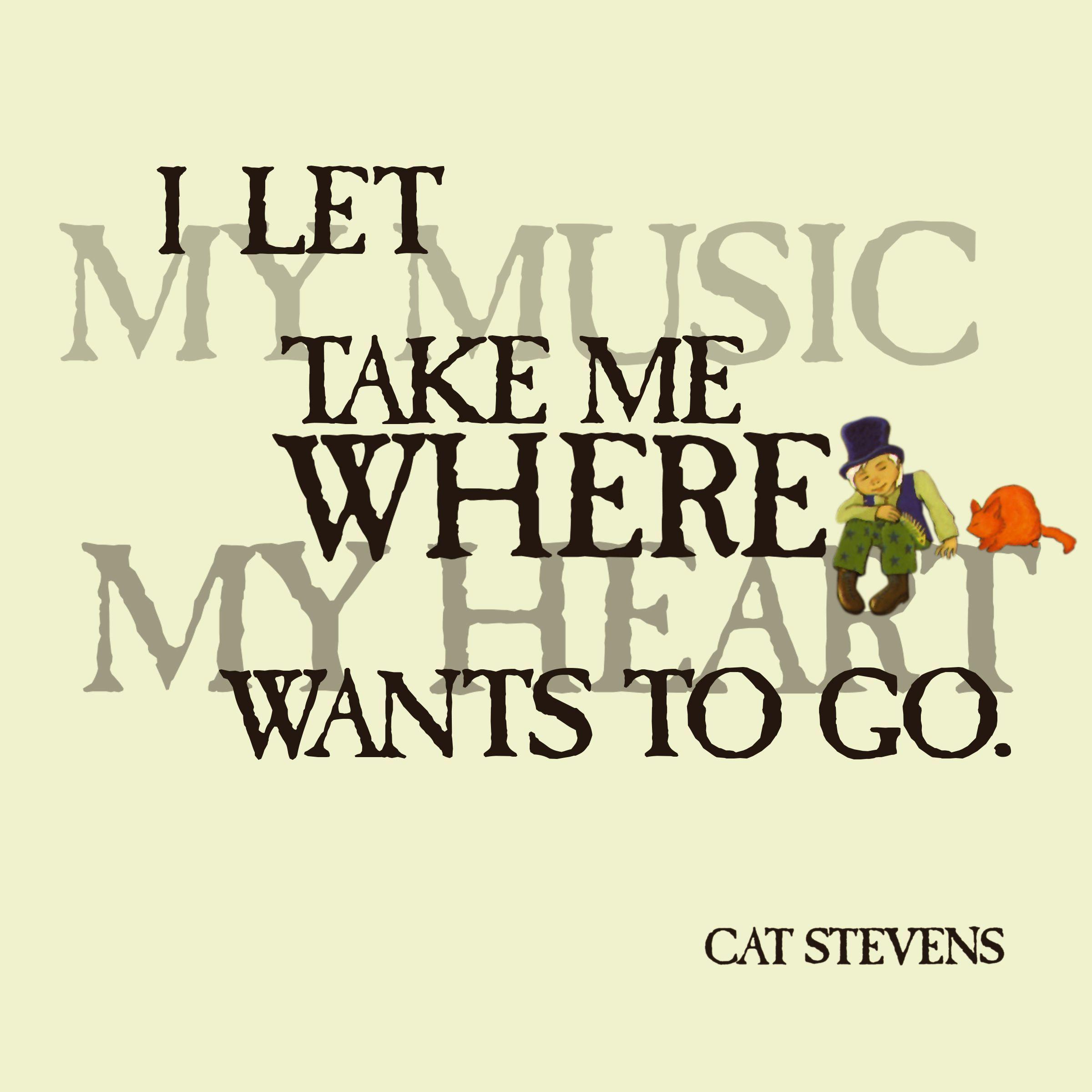 Cat Stevens lyric. Cat stevens lyrics, Cat stevens