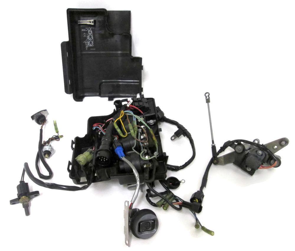 Yamaha Outboard Internal Engine Wiring Harness Ay 75 100hp 4 Stroke Marine Assembly 1999 2004 67f