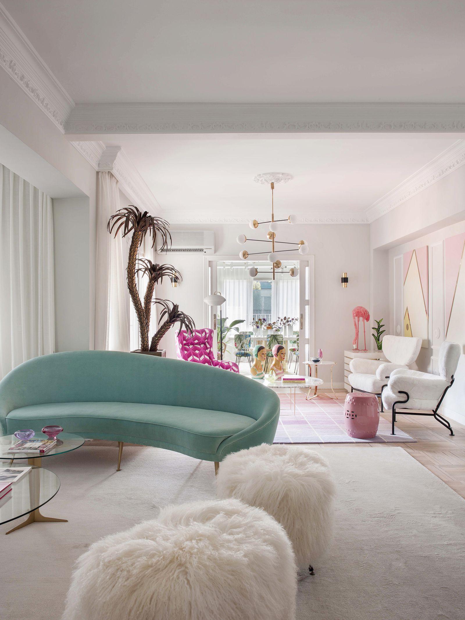 Cambio de aires en casa de Patricia Bustos