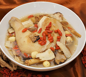 Steamed chicken in hua tiao wine confinement food pinterest food forumfinder Images