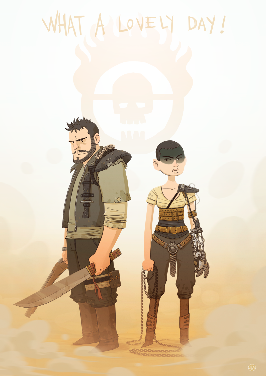 Mad Max Fury Road Fan Art On Behance Mad Max Fury Road Mad Max Mad Max Fury