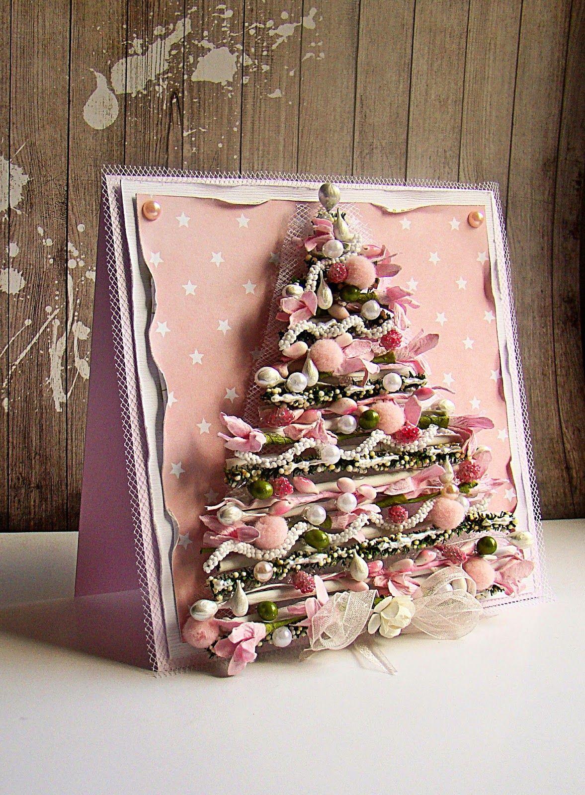 самых новогодняя розовая открытка скрапбукинг фото можем напечатать