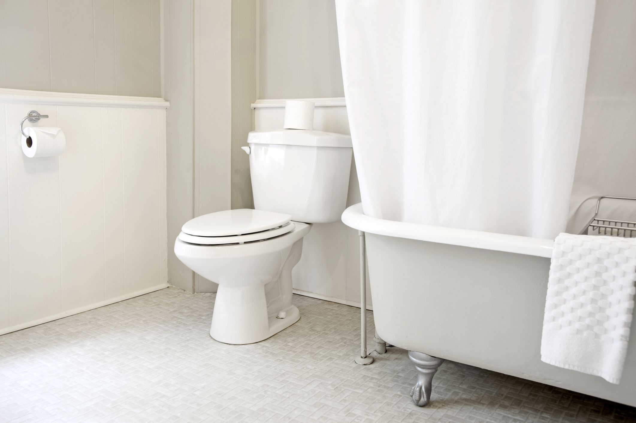 Easy fix for a wobbly toilet how to unclog toilet