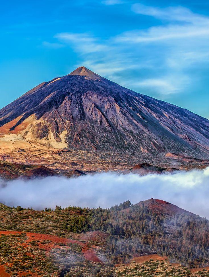 Mount Teide. Canary islands. Spain | High-Quality Nature