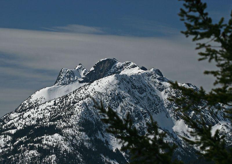 Mt Tahr Capture - Coquihalla Area, British Columbia