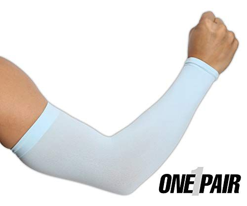 Tough Outdoors Uv Protection Cooling Arm Sleeves Upf 50 Long Sun
