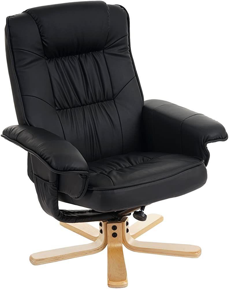 Mendler Relaxsessel Fernsehsessel Sessel Ohne Hocker M56