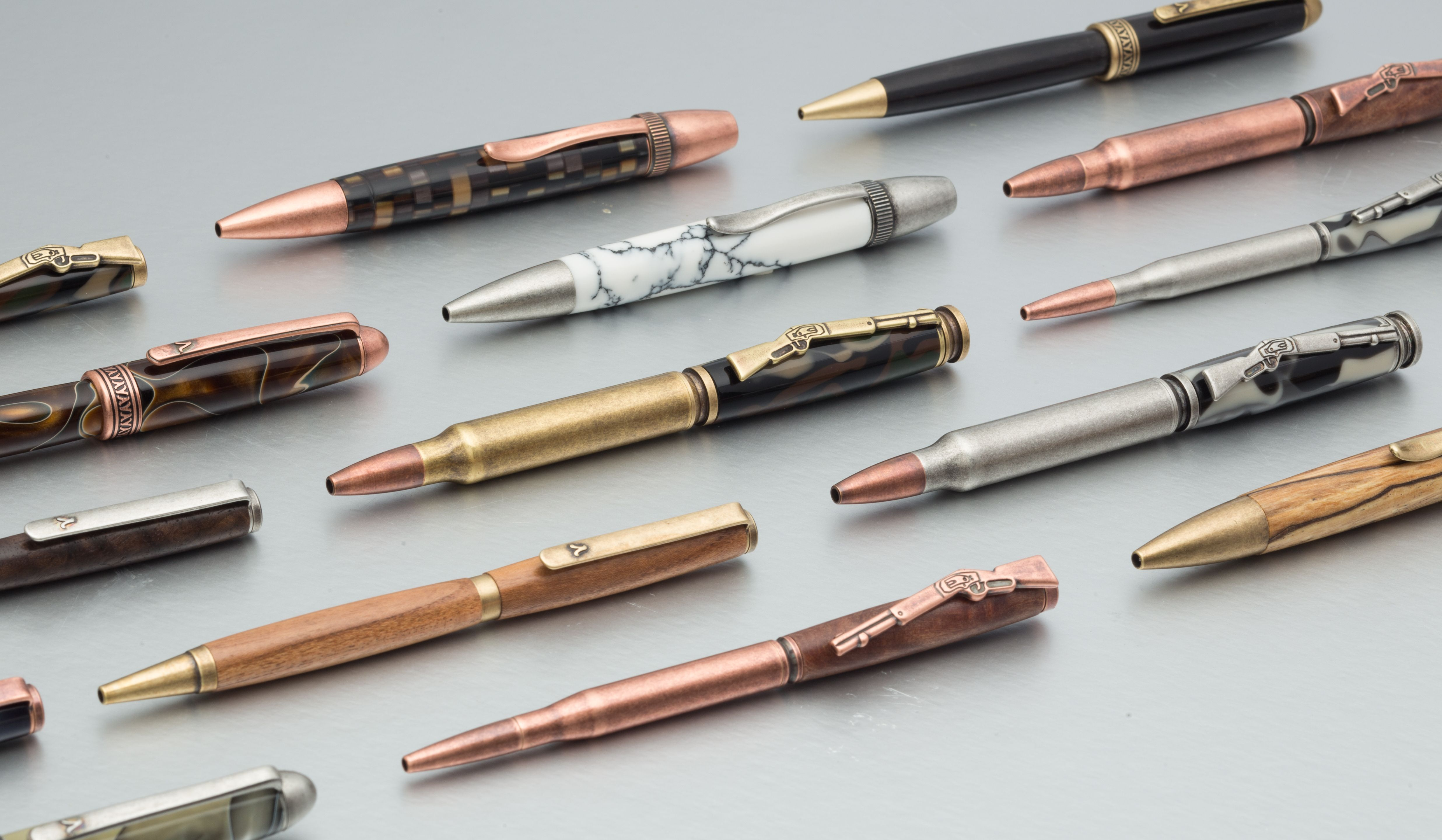 Pen Turning Kits From Craft Supplies Usa Woodturning