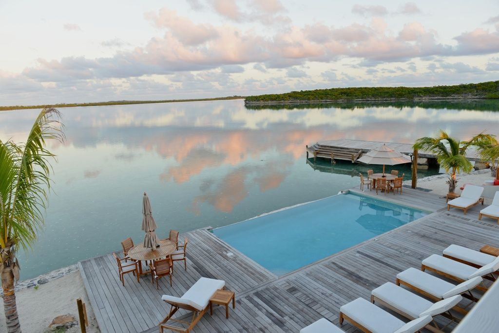 Just Spent A Weekend At The Turquoise Cay Boutique Hotel In Exuma Visit There Is Must
