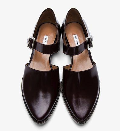 1,2 buckle my shoe, 3,4 spend even more…. www.ssense.com by Sophie van der Welle