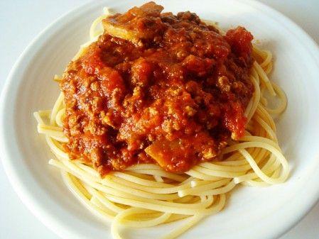 The Best Homemade Spaghetti Sauce Recipe Spaghetti
