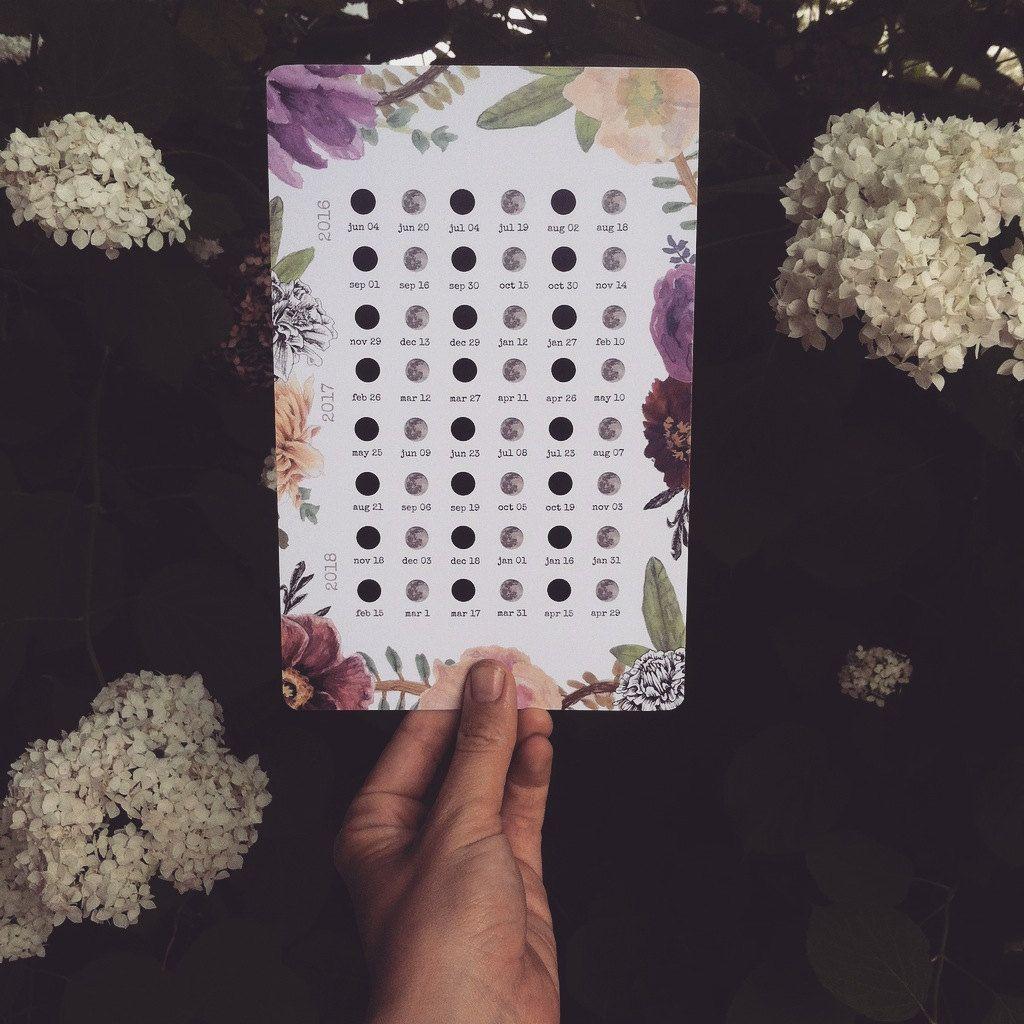 Pin By Hannah Suzanna On Moon Calendars