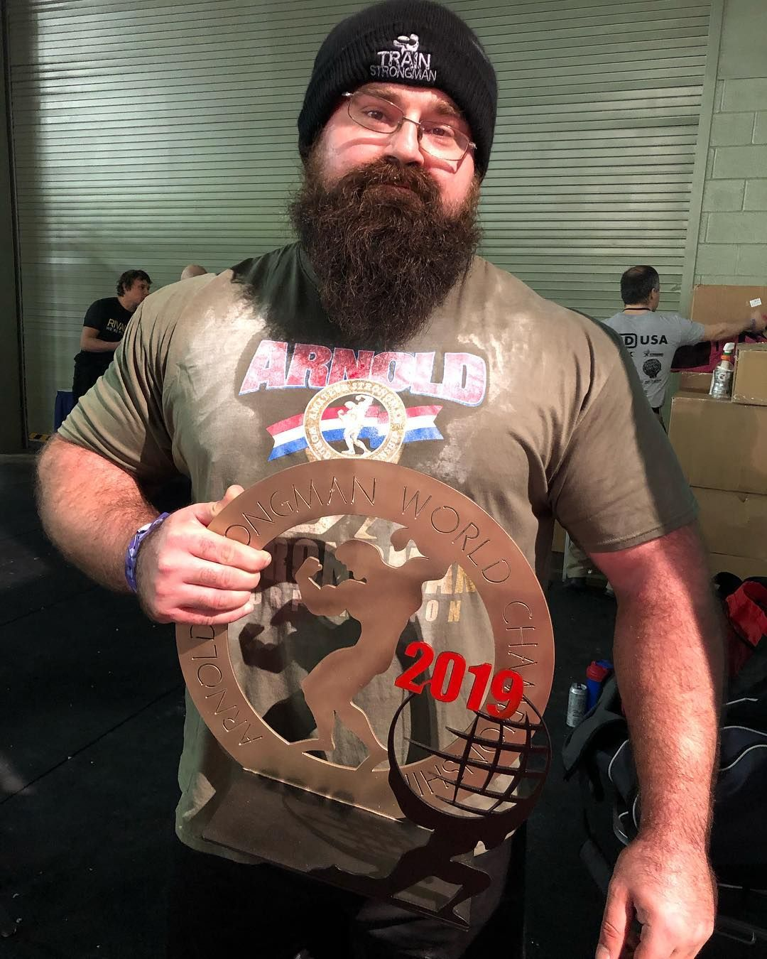 2020 arnold strongman world championships