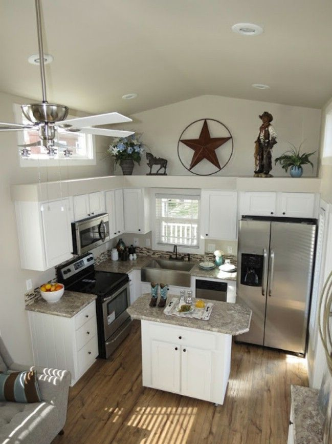 399 Square Foot Tiny House Complete with a White Picket Fence | Tiny