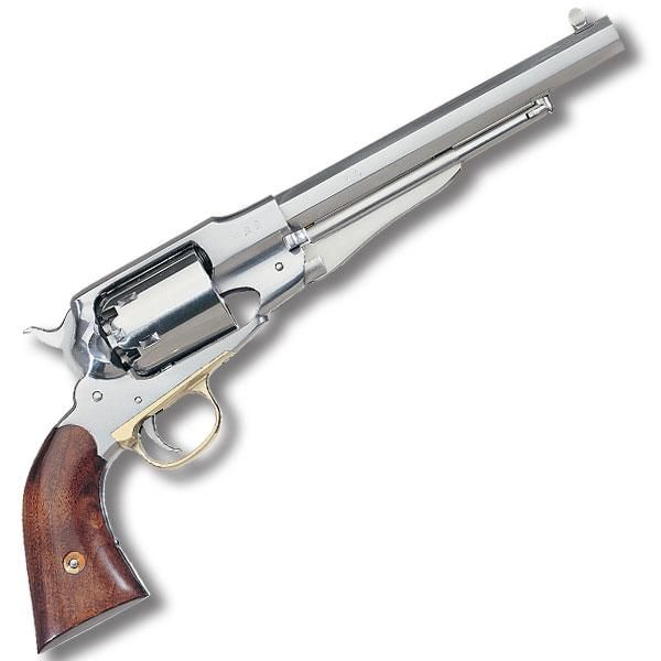 1858 NEW ARMY STAINLESS STEEL Revolver (A. Uberti/Beretta