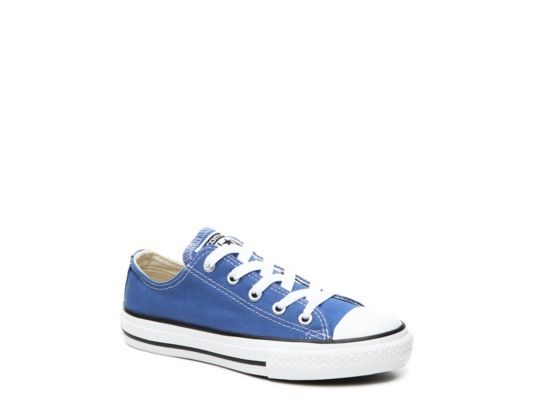 Men's Converse Chuck Taylor All Star Boys Toddler & Youth Sneaker - Cobalt