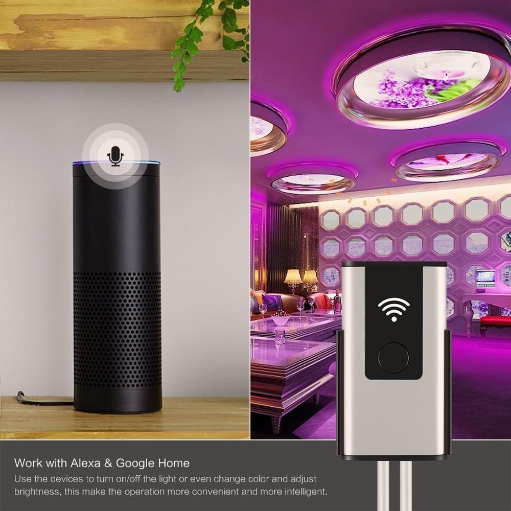 Smart WIFI Wireless Controller for LED Light Strips